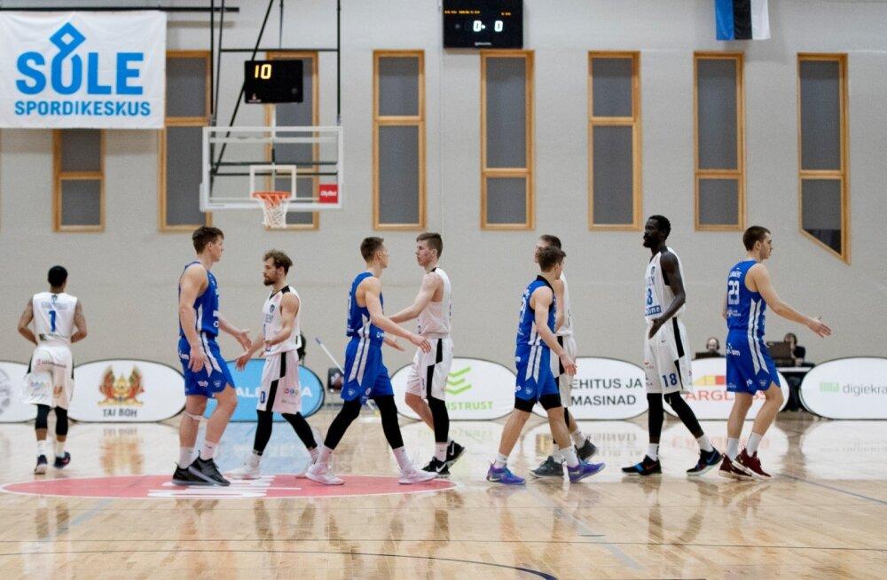 Tallinna Kalev vs Läti Ülikool