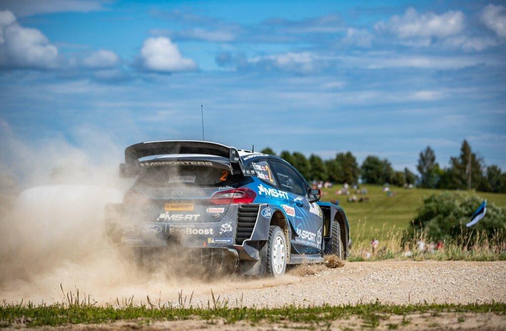 Rally Estonia 2019 SS6