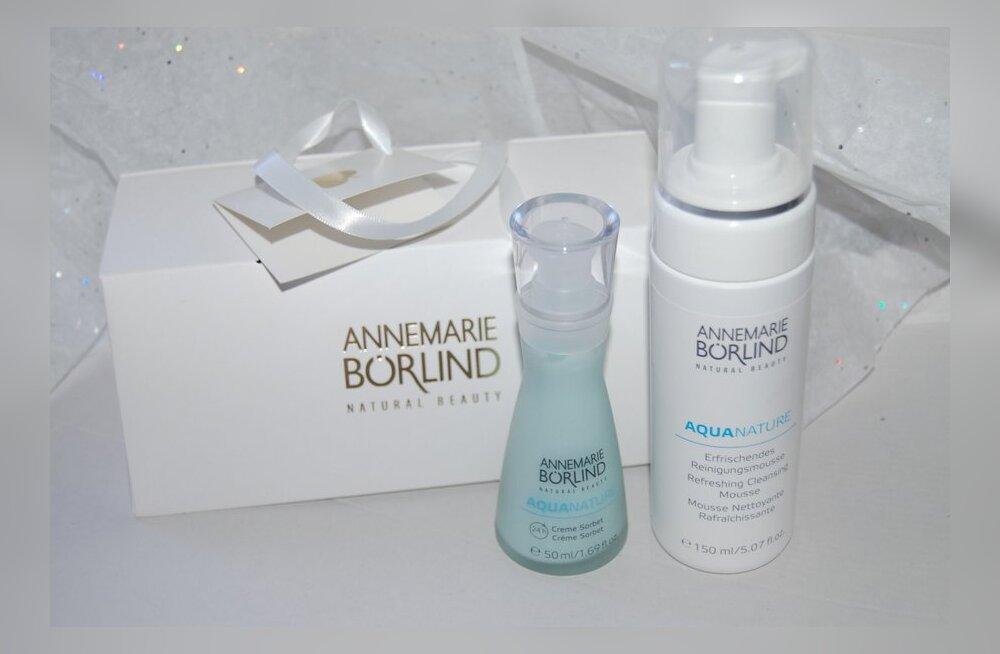 NÄDALAVAHETUSE LOOS: Võida Annemarie Börlindi eksklusiivset kosmeetikat!