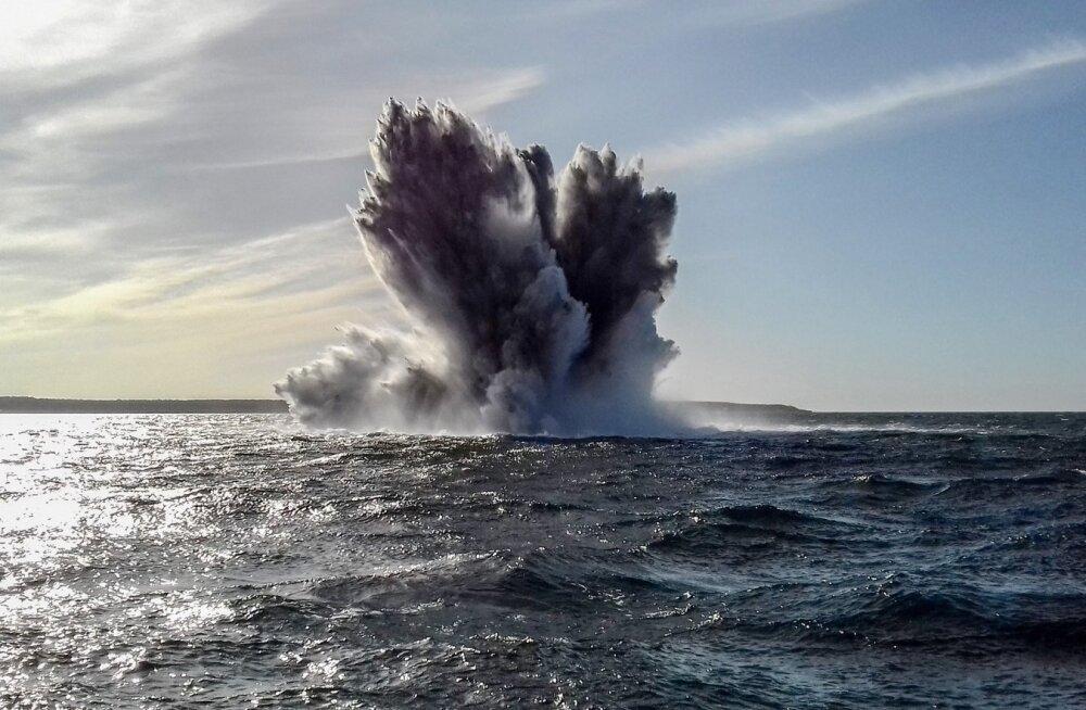 Meremiini õhkamine