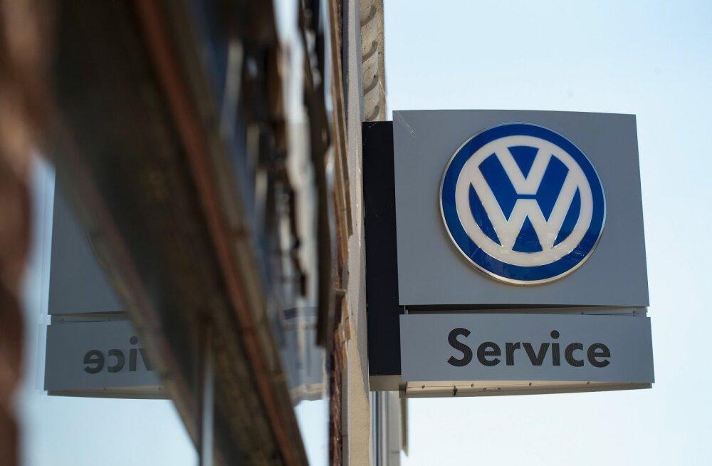 Volkswageni skandaali võib hõlmata rohkem kui aasta toodangut