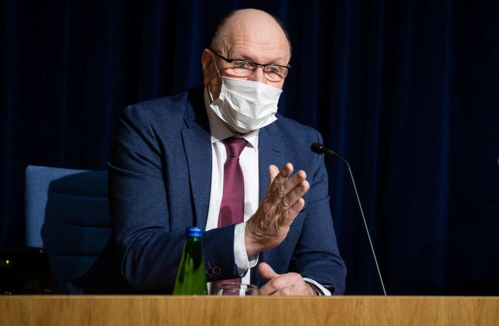 Mart Helme kritiseerib presidendi otsust: me ei saa pead liiva alla peita ja unustada, et suurõnnetused on reaalsed sündmused