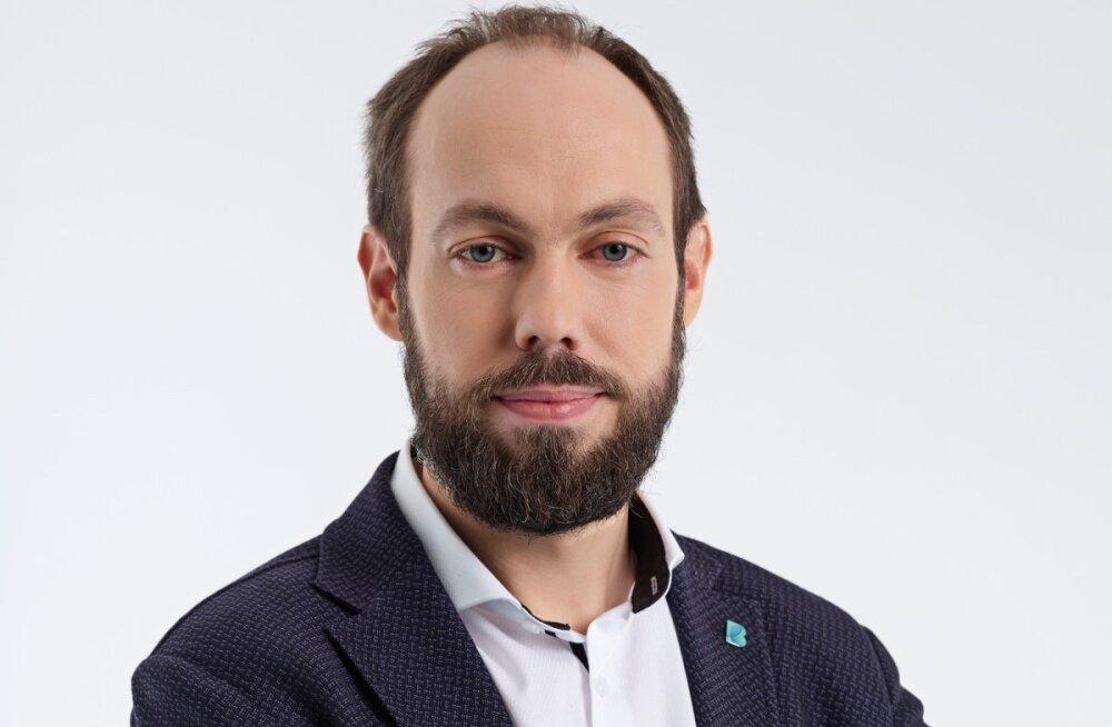 Bigbanki juhatuse esimees Martin Länts.