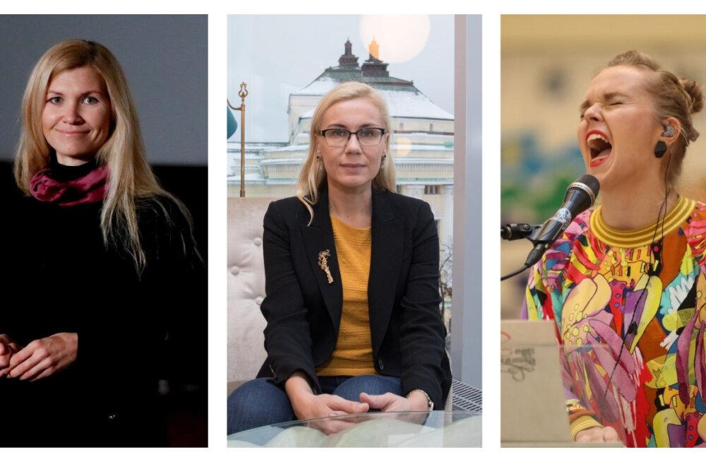 FOTOD   Kaunist kadripäeva! Eesti tuntuimad ja kuulsaimad Kadrid kõik koos