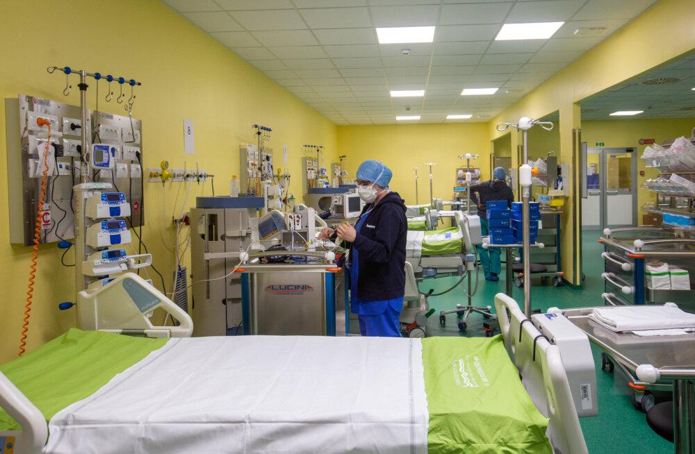 Itaalia pikendas liikumispiiranguid, kerget lootust andis uute nakatunute arvu langus