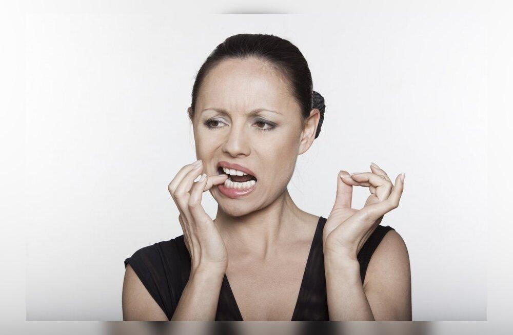Tarkusehamba tulek teeb kohutavat valu, kas peaks hambaarsti juurde minema?