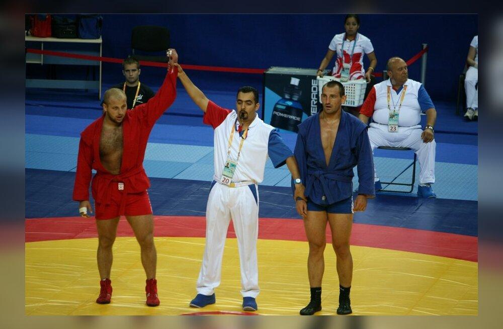 Grigori Minaškin alistas bulgaarlase Genko Ivanovi