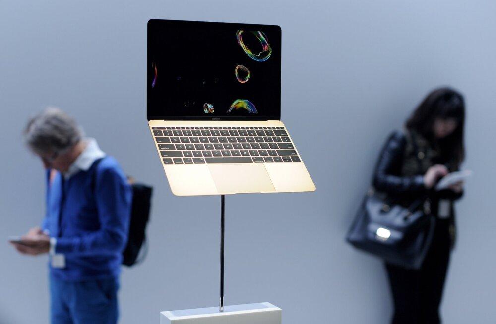 Apple kutsub tagasi leekidesse süttivaid MacBook Prosid