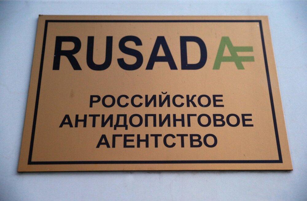 RUSADA ehk Venemaa Antidopingu agentuur