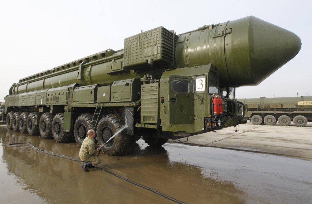 The Times: Putin ähvardas NATO-t Balti riikide pärast tuumavastasseisuga