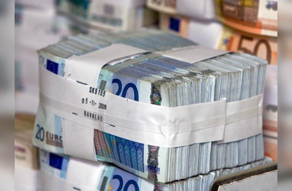 Kratid võtsid naiskaupmehelt 6,5 miljoni väärtuses vara