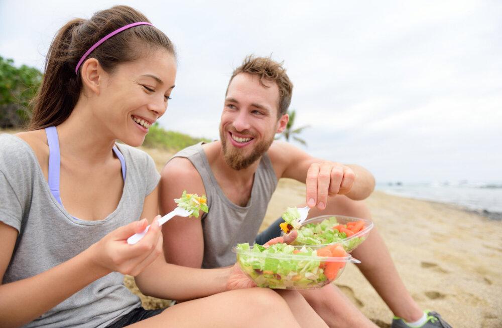 Söö nagu mees ning kaota kilosid