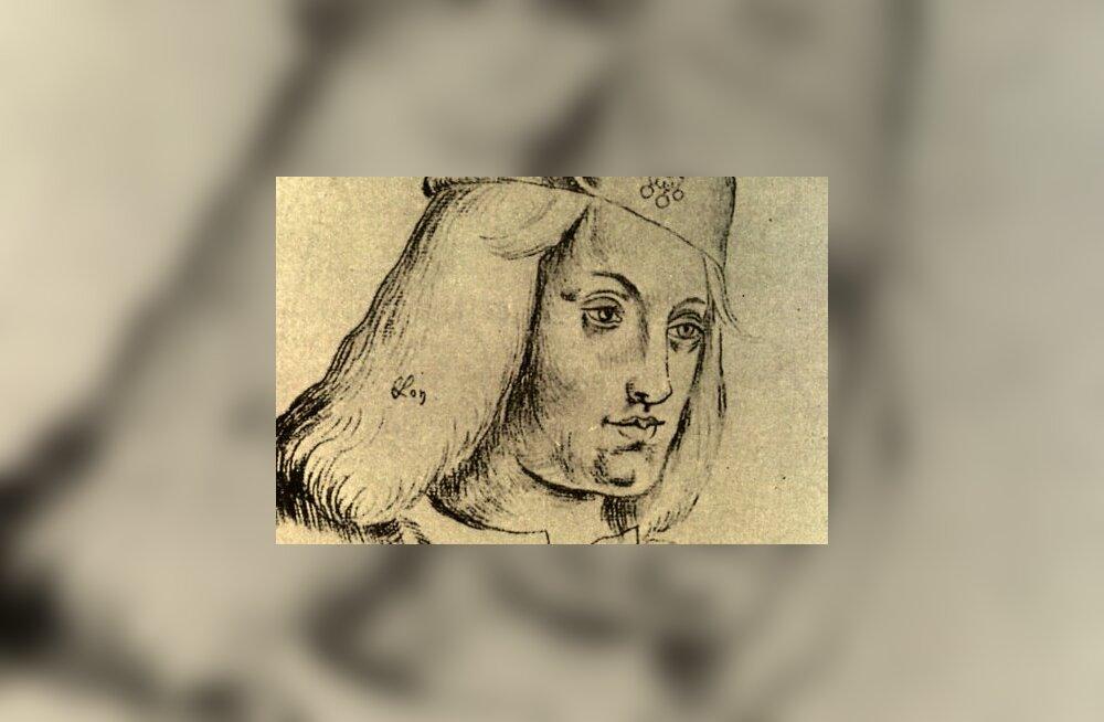 Perkin Warbeck - kaupmehesell, kes arvas, et suudab end valetada Inglismaa kuningaks