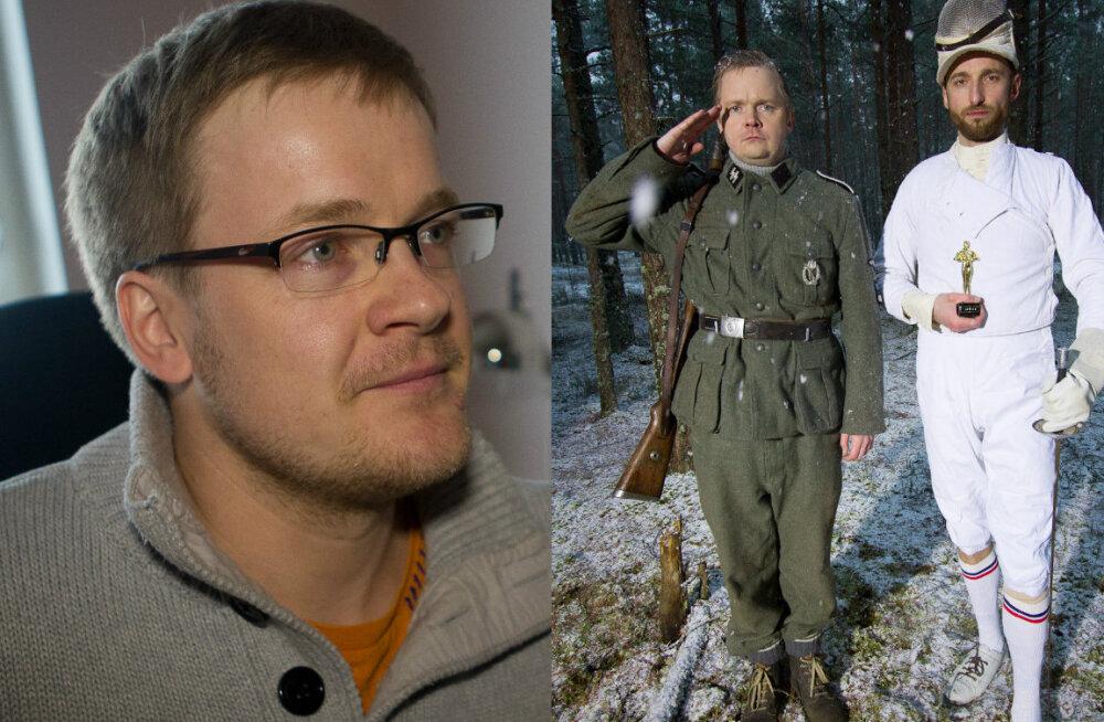Erik Moora, Ott Sepp ja Märt Avandi
