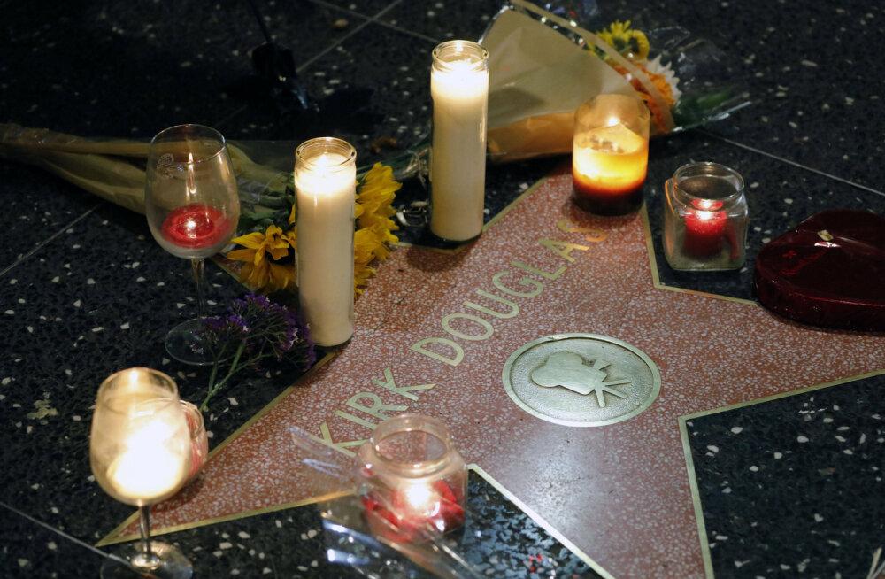 Kui rikas oli Hollywoodi filmilegend Kirk Douglas?