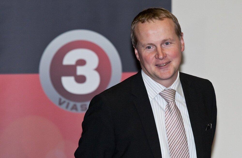 TV3 tegevjuht Priit Leito