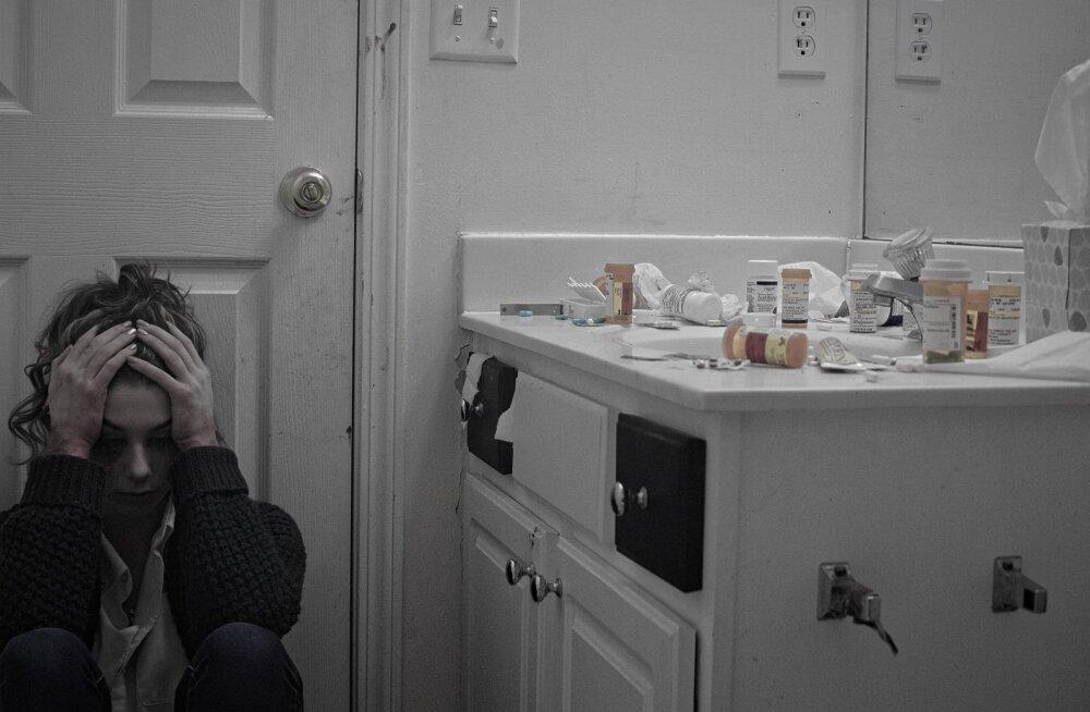 Naine kogemusest depressiooni ja antidepressantidega: jumal tänatud, ma elan jälle. Ma saan terveks!
