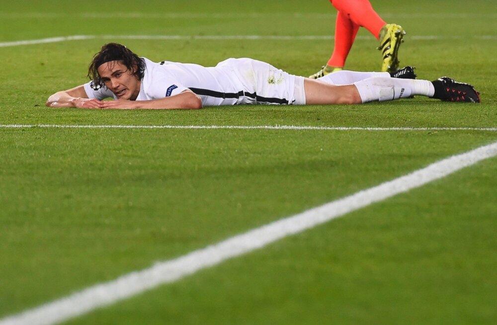 PSG löödi Camp Noul nokdauni