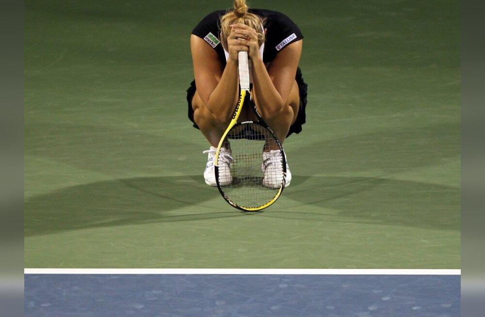 Кайя Канепи зачехлила ракету на турнире из серии ITF в Италии