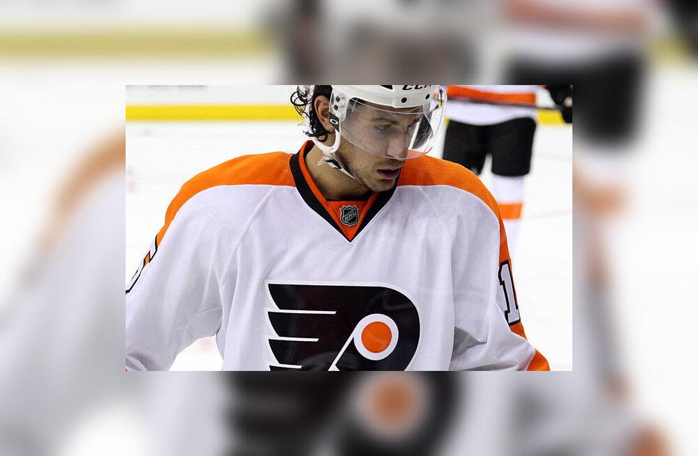 TÕELINE MEES: NHL-i mängija postitas Instagrami pildi kohutavast vigastusest
