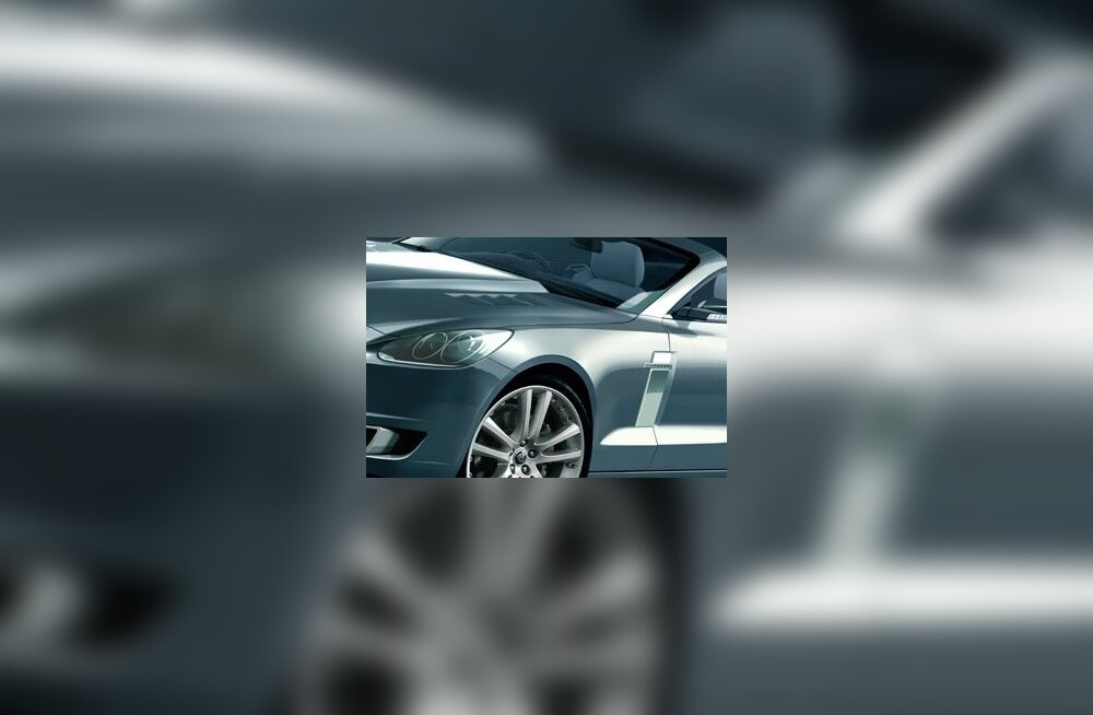 Jaguari relv Porsche 911 vastu