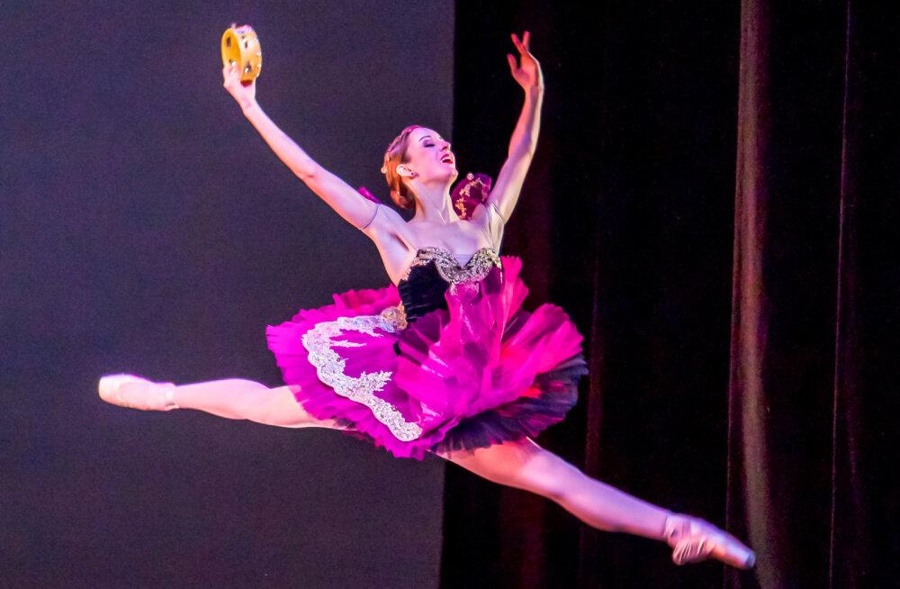 Вход на туры Таллиннского международного балетного конкурса — свободный для всех желающих