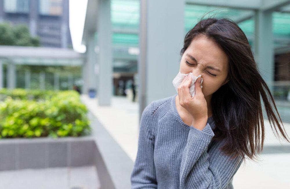 Seitse nippi, kuidas sel sügisel grippi nakatumisest hoiduda