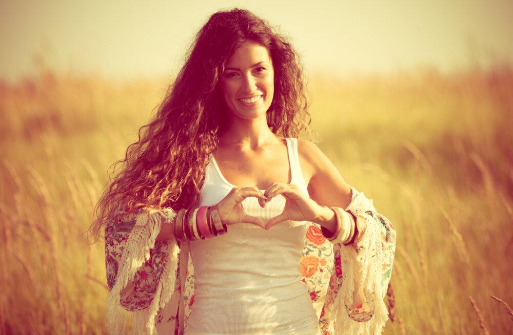 On aeg muutusteks: armasta ja aktsepteeri ennast kohe praegu