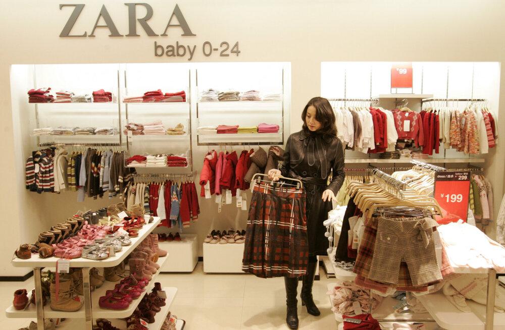 Zara omaniku tähelend – 40 aastaga kasvas ettevõte nullist 100 miljardi euroseks gigandiks
