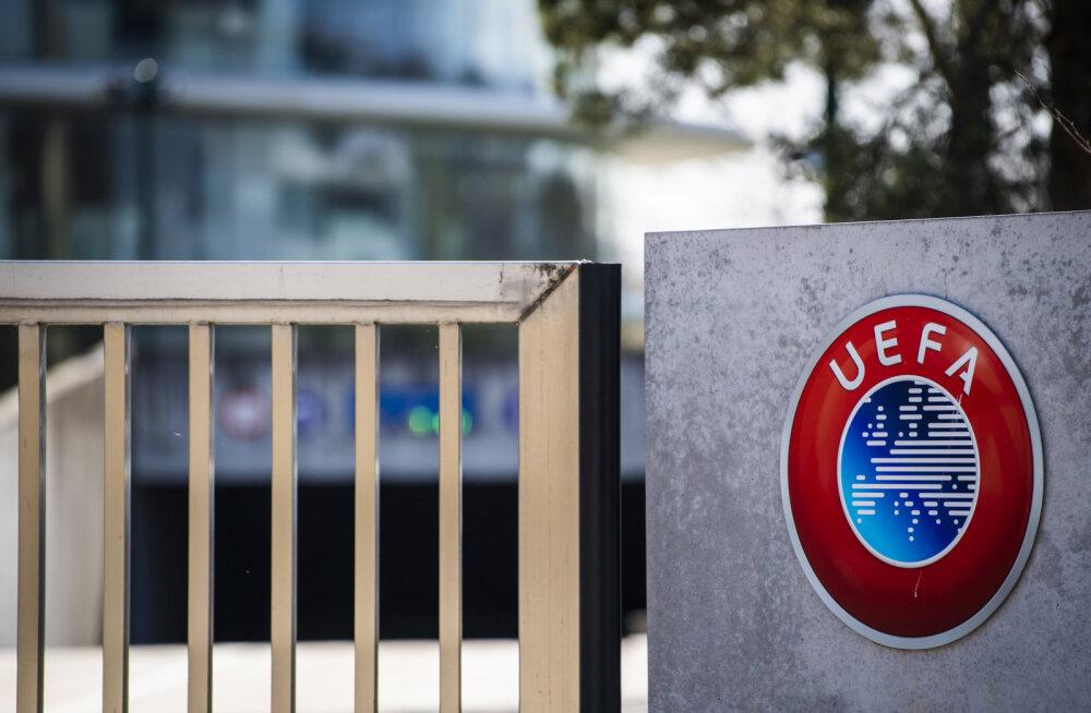 Kuidas edasi? UEFA teeb järgmisel nädalal uue kriisiplaani