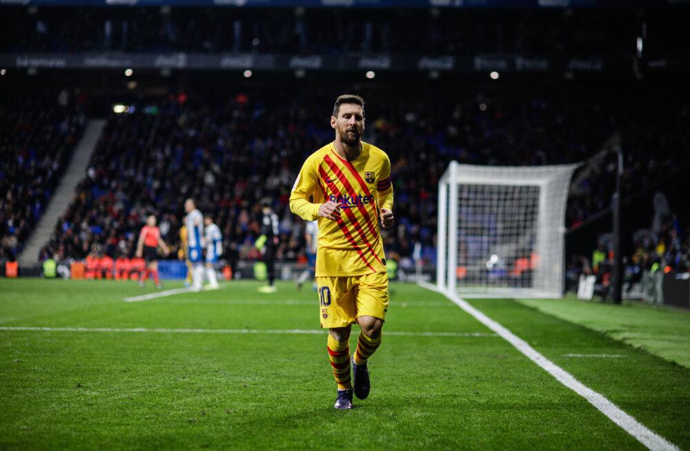Messi lähisugulane nimetas üllatava põhjuse, miks argentiinlane ei saa kodumaal karjääri lõpetada