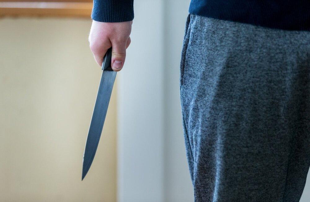В центральной библиотеке Хельсинки мужчина напал с ножом на читателей