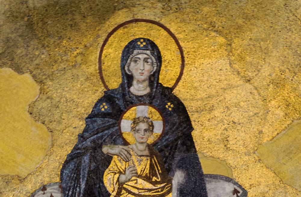 Kaks naist tegid lõpu Bütsantsi pildipõlgusele