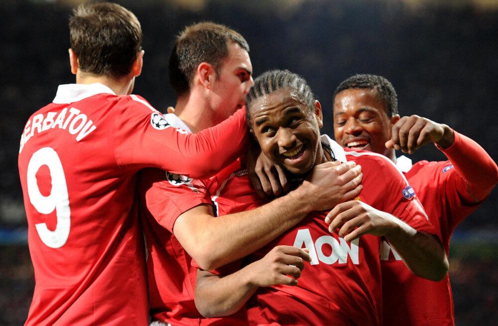 Endine Manchester Unitedi poolkaitsja lõpetas kõigest 31-aastaselt profikarjääri