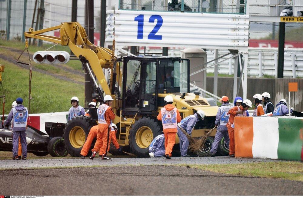 Suzukas hukkunud Jules Bianchi ristipoeg Charles Leclerc: see etapp on mulle emotsionaalselt raske
