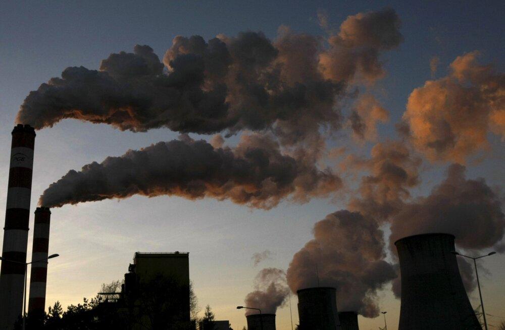 Vaid kolm Euroopa riiki täidab tegelikult Pariisi kliimalepet, Eesti nende hulka ei kuulu