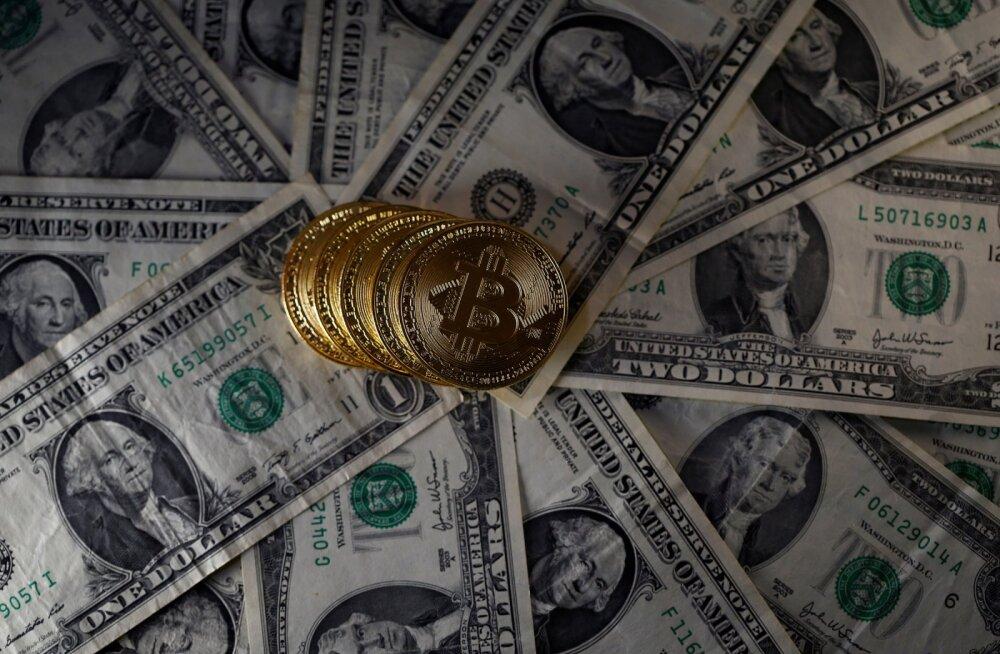 Kas Eesti pangad ja kliendid saaks USA dollarimaksete probleemile bitcoiniga lahenduse?