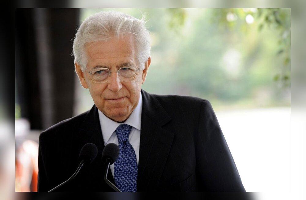 Peaminister Monti Soomes: Itaalia on võlgu iseendale