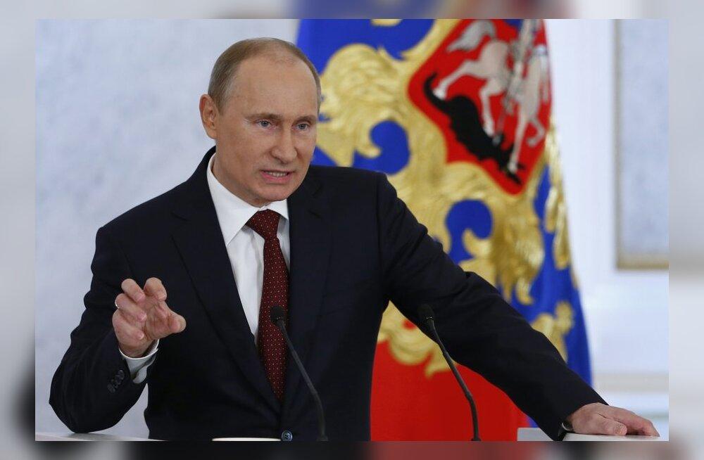 Putin võitleb uues mobiilimängus Rasputini kultust järgivate zombidega