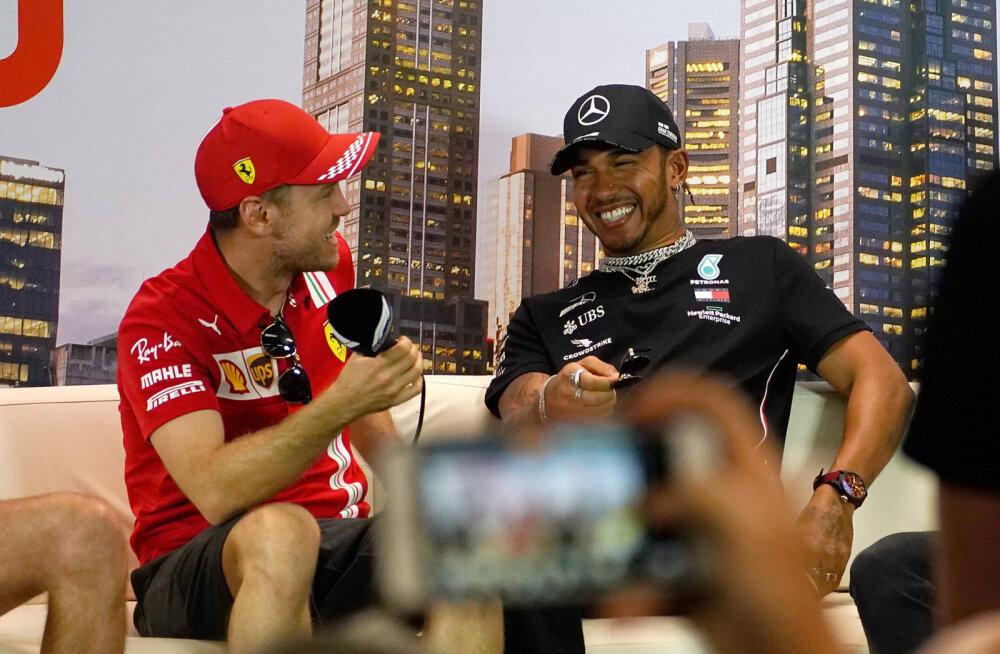 ÜLEVAADE   Miks pole Hamiltonil jätkuvalt Mercedesega lepingut? Kas noorest Schumacherist ja Räikkönenist saavad tiimikaaslased?