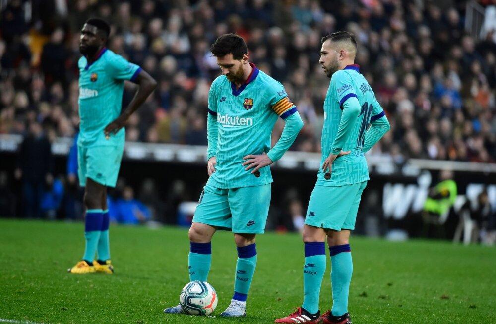Barcelona täht ühines Messiga: me ei peaks üksteise pihta s*tta loopima