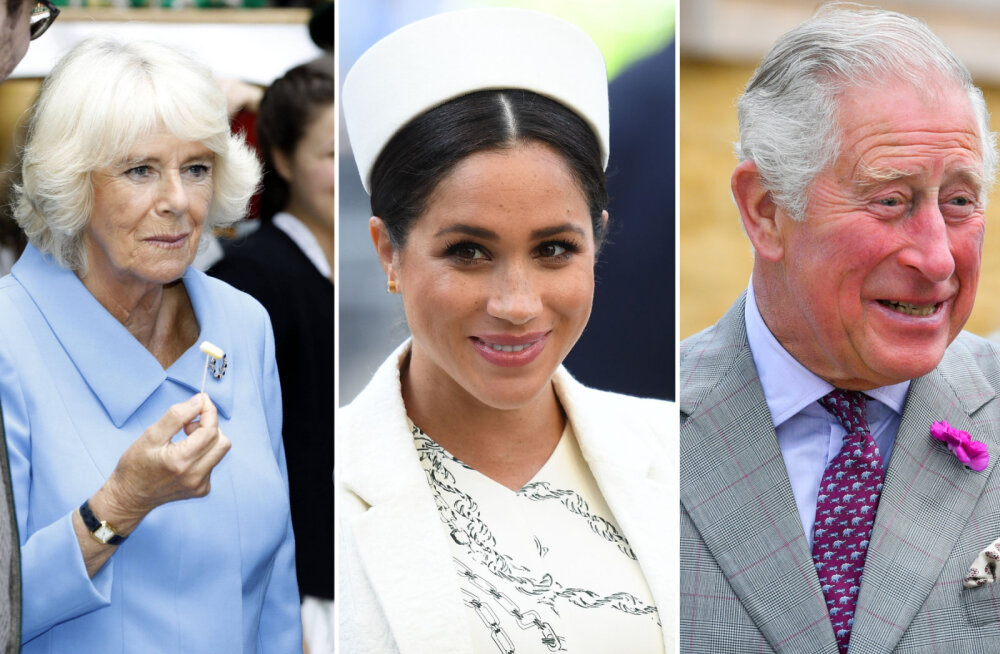 UURING | Milline kuningliku perekonna liige on brittide arvates kõige ebameeldivam?