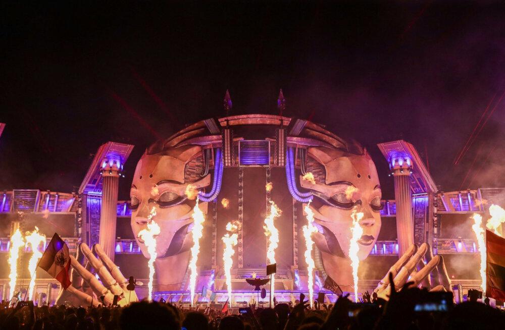 Esimene suur muusikafestival jäetakse koroona tõttu ära: otsust mõjutasid kehtestatud reisipiirangud