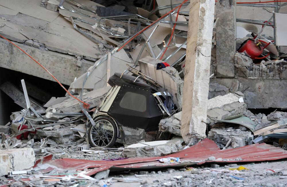 Filipiinide maavärina järel on teateid vähemalt 11 hukkunust