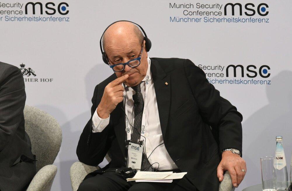 Prantsusmaa välisminister: EL ja Suurbritannia rebivad teineteist kaubandusläbirääkimistel lõhki
