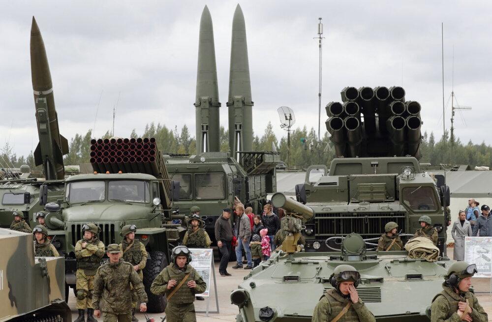 USA lahkus külma sõja aegsest tuumajõudude lepingust