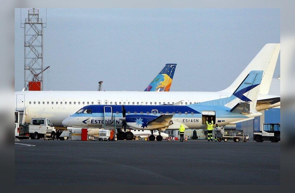 Убытки от деятельности Estonian Air в 2012 году достигли 35,8 миллиона евро