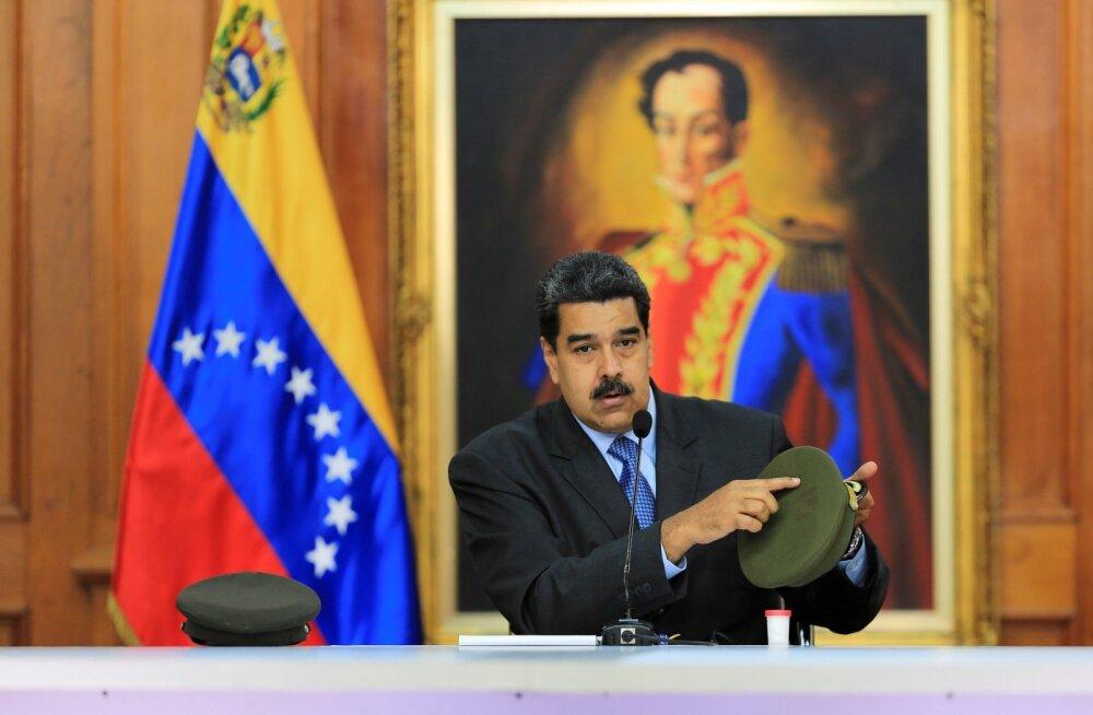 Venezuela kavatseb opositsioonipoliitikud Maduro vastase droonirünnaku eest kohtu alla anda