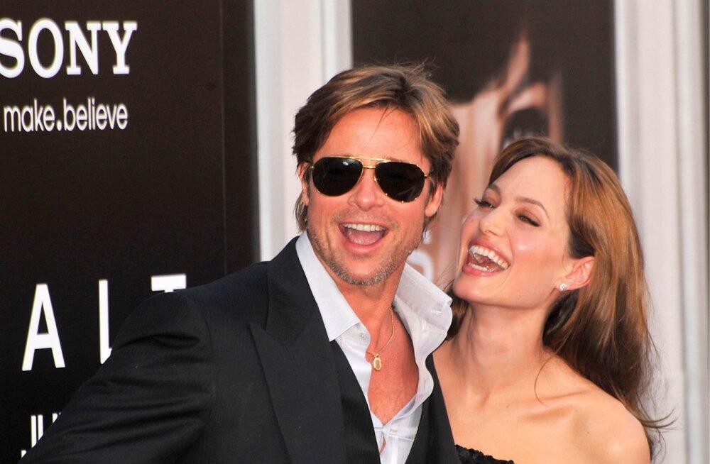 Brad Pitt puistas viimaks südant: keskendume Angelinaga sellele, et me kõik tuleks lahutusest välja tugevamate ja paremate inimestena