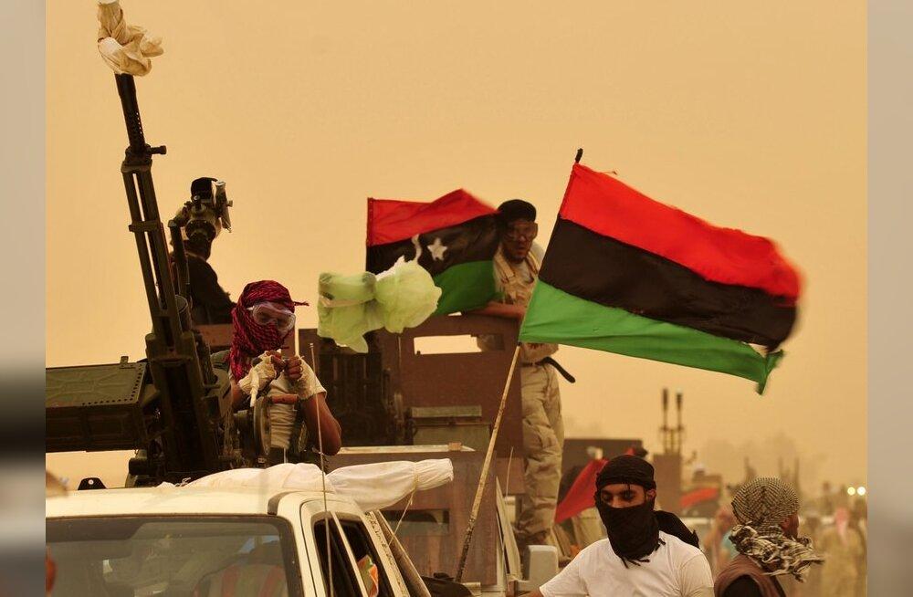 Эстония отправит в Ливию своих военных